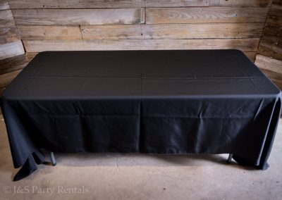 Polyester Tablecloth (call for colors availability)