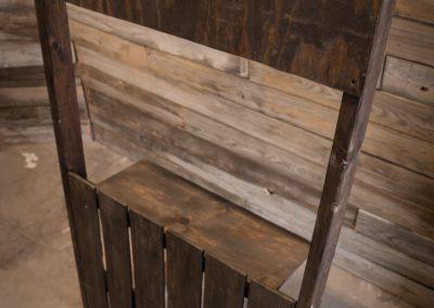 Wood Lemonade Stand
