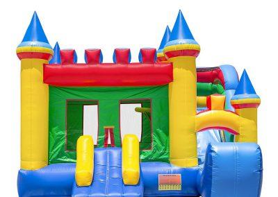 Combo Bounce House 17x16x15
