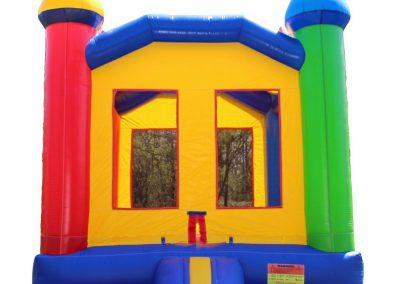 Castle Bounce House 13x13x14